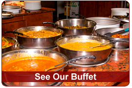 See East India Grill Lunch Buffet